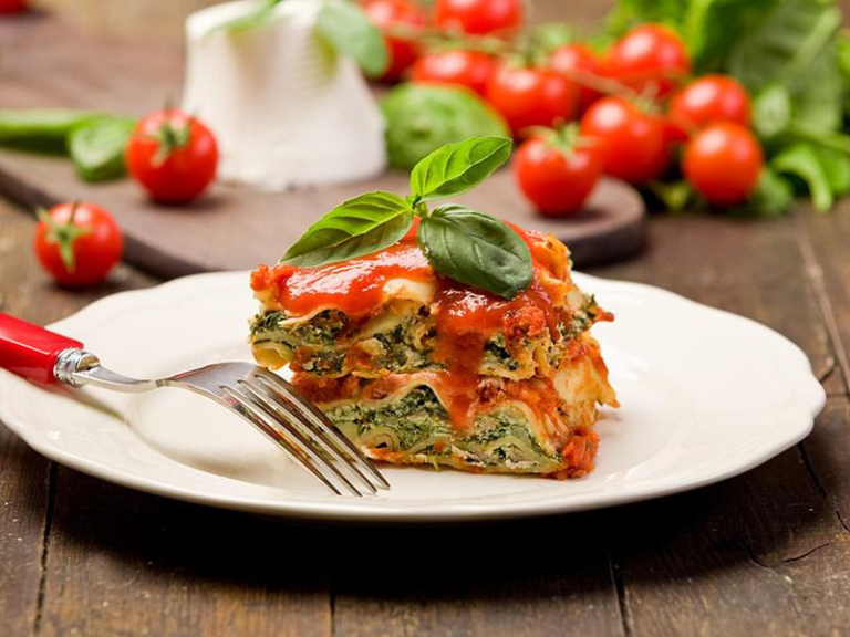 recette-lasagne-végétarienne